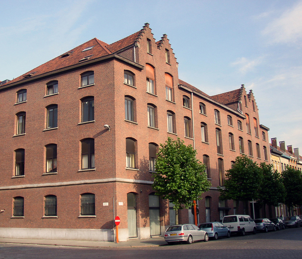 building Condo Gardens Antwerp