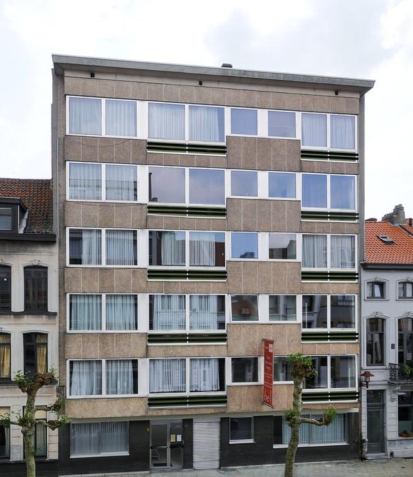 building Budget Flats Antwerp